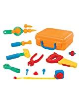 Battat Contractor's Tool Kit Play Set - Colors May Vary