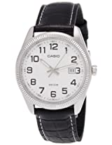 Casio Enticer Analog White Dial Men's Watch - MTP-1302L-7BVDF (A490)