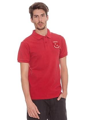 Timeout Polo Parche (Rojo)