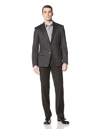 Versace Collection Men's Jacket (Black Neat)