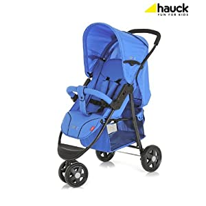 Hauck Move Espirit Blue Stroller