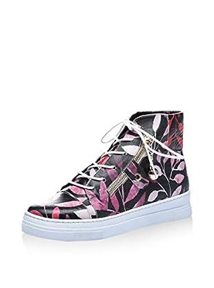 Los Ojo Hightop Sneaker Tilda