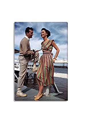 Photos.Com By Getty Images 1949 Summer Wear By Ivan Dmitri On Canvas