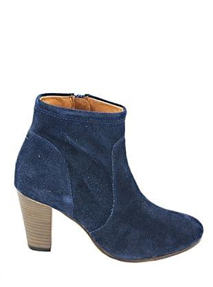 Eye Shoes Botines Ante (Azul)