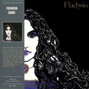 Fuchsia (韓国盤, 紙ジャケット仕様)
