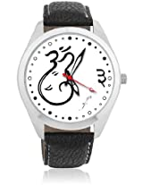 Foster's Wolverine Analogue Black and White Watch AFW0000338