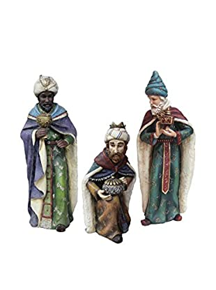 National Tree Company Set of 3 Wisemen