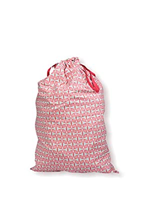 Malabar Bay Alice Pink Laundry Bag, Pink