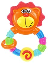 B Kids Bendy Lion Rattle