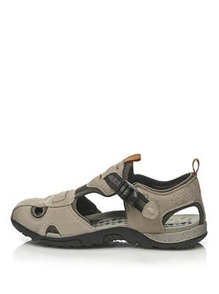 Timberland EK Front Country FTP_Sport Toe Sandal 66106 Herren Sandalen (Beige/Greige Nubuck)