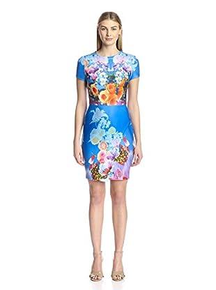 Alexia Admor Women's Scuba Floral Dress