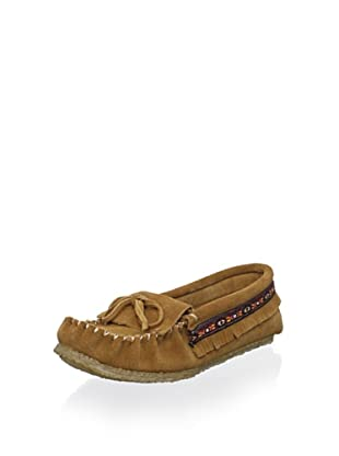 Zerostress Kid's Moccasin (Hazelnut)