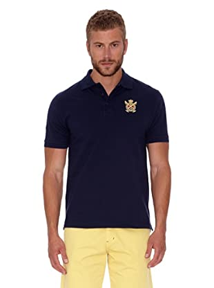 Polo Club Poloshirt Custom Fit Básico
