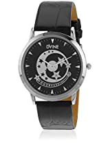 DD3057BK01 Black/Black Analog Watch