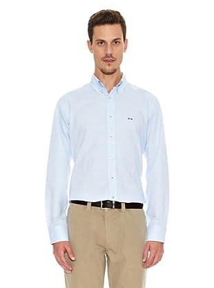 Tenkey Camisa Holmes (Azul)