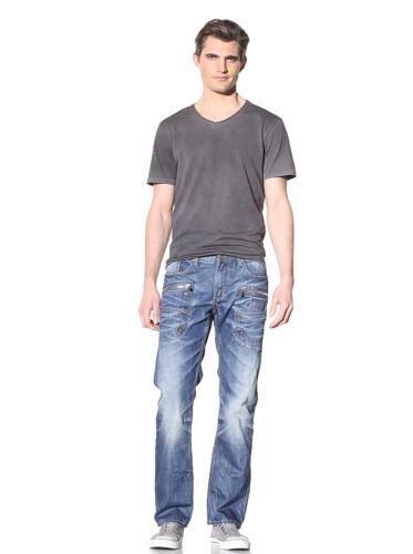 M.O.D. Miracle of Denim Men's Tobi Denim Pant (New Blue)