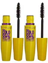 Maybelline The Colossal Mascara - Classic Black - 2 Pk
