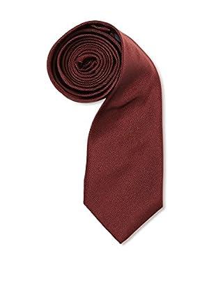 Caramelo Corbata Paul (Rojo Oscuro)