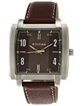 Titan Youth Analog Multi- Colour Dial Men's Watch - NE1586SL03