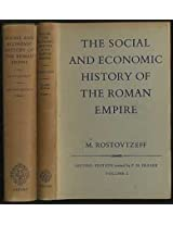 The Social and Economic History of Roman Empire (Oxford University Press academic monograph reprints)