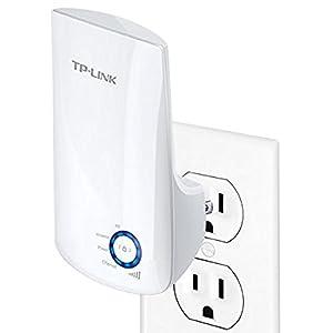 TP-Link TL-WA850RE 300Mbps Universal WiFi Range Extender (White)