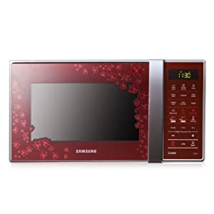 Samsung CE74JD-CR/XTL 21-Litre Convection Microwave Oven