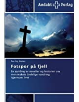 Fotspor på fjell: En samling av noveller og historier om menneskets åndelige vandring igjennom livet