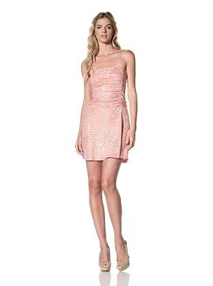 Susana Monaco Women's Aileen Dress (apricot)