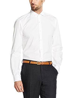 Cortefiel Camisa Vestir Jaquard T-Spr
