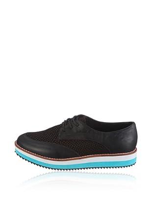 Buffalo Sneaker (Schwarz)