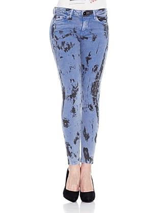 Pepe Jeans London Pantalón Yum (Azul Claro)