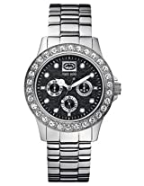 Marc Ecko Analog Black Dial Unisex Watch - E13589M1