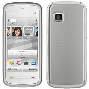 Branded Body Panel Housing for Nokia 5233 - White
