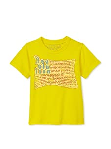 Lords of Liverpool Kid's Revolution T-Shirt (Yellow)