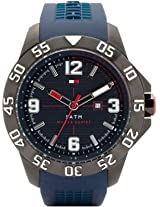 Tommy Hilfiger Analog Blue Dial Men's Watch - TH1790984J