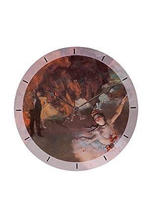 Artopweb Reloj De Pared Degas The Star