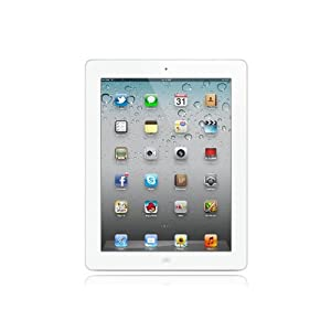 Apple  iPad 3 Tablet (9.7 inch,16GB, Wi-Fi Only) White