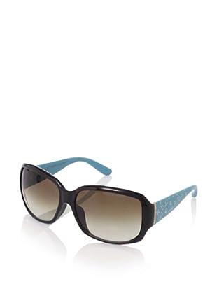 Marc by Marc Jacobs Women's 110FS Sunglasses (Havana/Turquoise)
