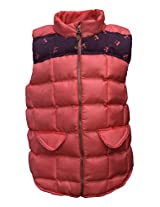 Gron Stockholm Boys' Jacket (GW-0203_Pink_9-10 Years)