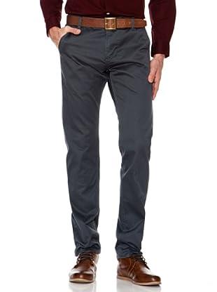 Dockers Pantalón Alpha de Color (gris oscuro)