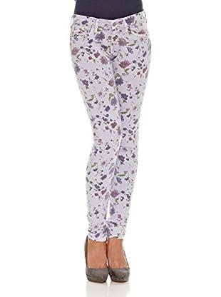 Pepe Jeans London Pantalón Pixie (Morado Claro)