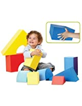 Edushape Giant Blocks 16 Pcs