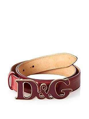 D&G Cinturón Piel