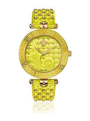 Versace Uhr mit schweizer Quarzuhrwerk Vanitas VK7110014  40.00 mm