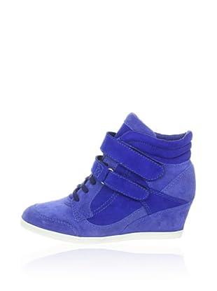 Bullboxer Keil-Sneaker (Blau)