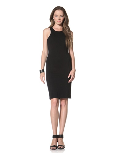 Twenty Tees Women's Tank Dress (Black)