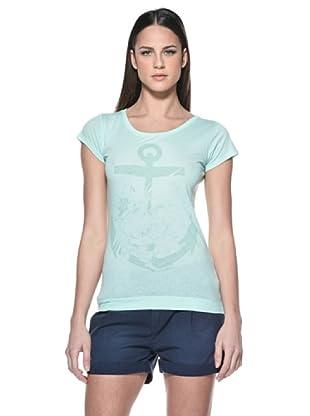 55DSL T-Shirt Traces (Mintgrün)