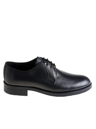 Castellanísimos Blucher Con Cordones (Negro)