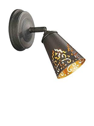 Massive Lámpara De Pared Chimo Antracita