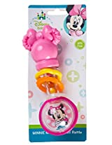 Disney Minnie Mouse Barebell Rattle